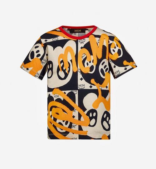 T-Shirt mit Variante des Berliner Bären für Kinder