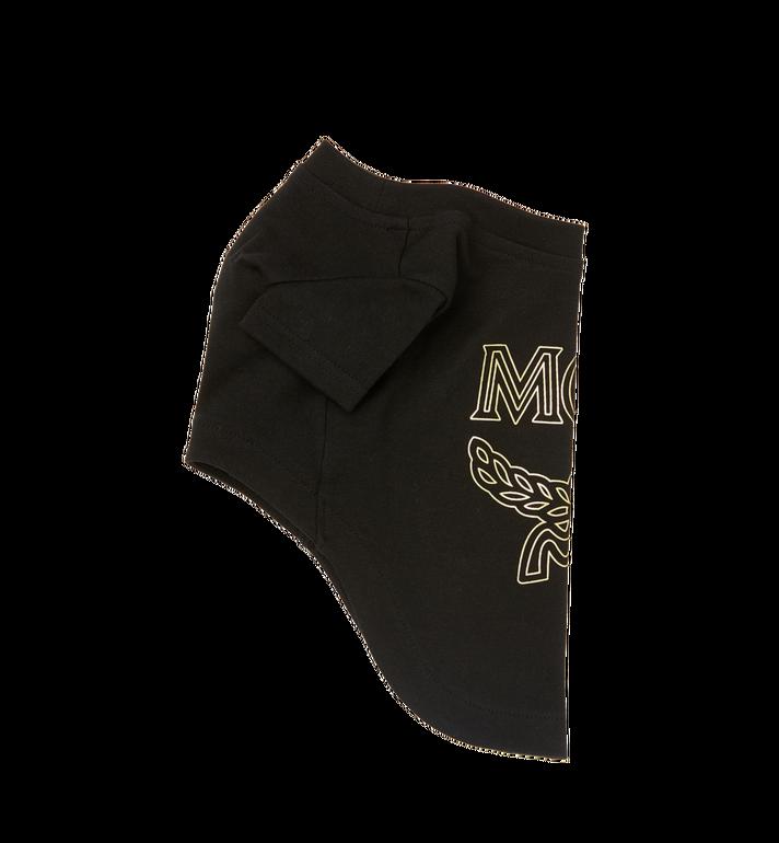 MCM Logo Dog T-Shirt MCT8SVP03BK0XL AlternateView3