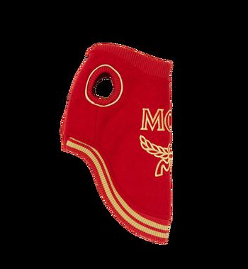 MCM 로고 도그 스타디움 조끼 MCV8SVP01RU00L AlternateView3