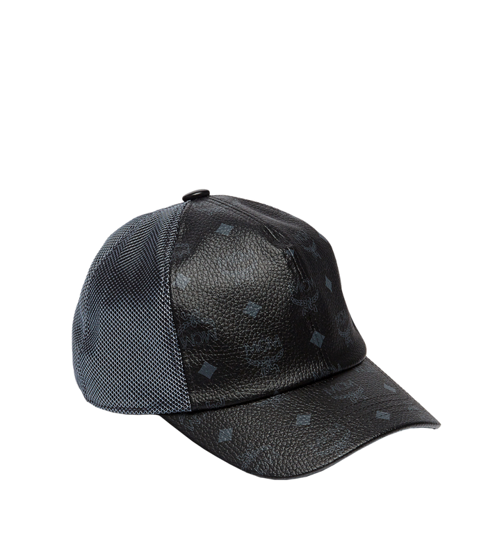 MCM Classic Mesh Cap in Visetos Alternate View