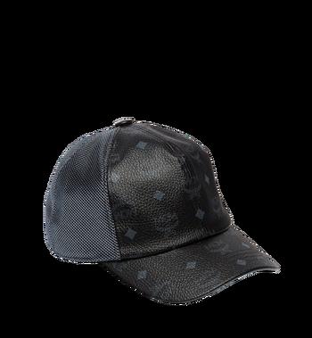 MCM Klassische Kappe aus Netzmaterial in Visetos MEC7S2K10BK001 AlternateView