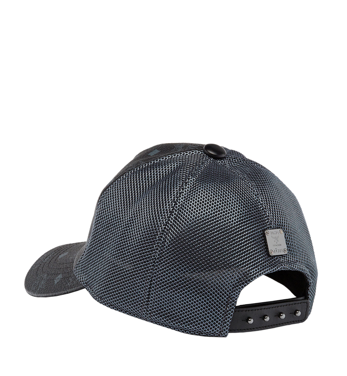 MCM Classic Mesh Cap in Visetos Alternate View 2