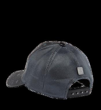MCM Klassische Kappe aus Netzmaterial in Visetos MEC7S2K10BK001 AlternateView2
