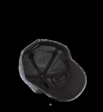 MCM Klassische Kappe aus Netzmaterial in Visetos MEC7S2K10BK001 AlternateView3