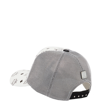 MCM Classic Mesh Cap in Visetos MEC7S2K10WT001 AlternateView2