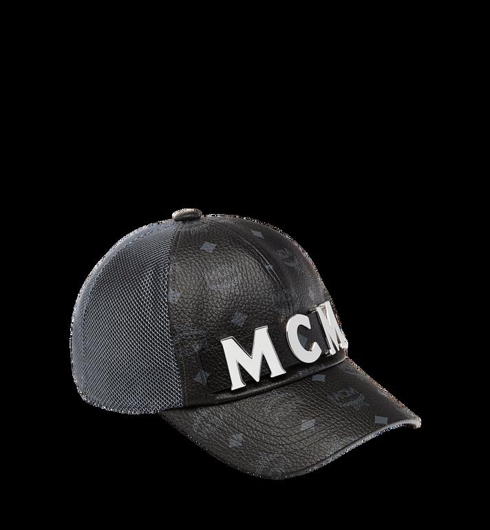 MCM Visetos Wollmütze mit MCM Aufschrift MEC8AMM14BK001 AlternateView