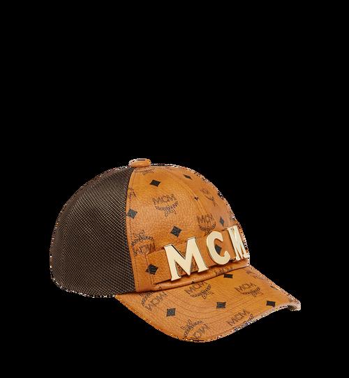 MCM レター ヴィセトス ウール キャップ
