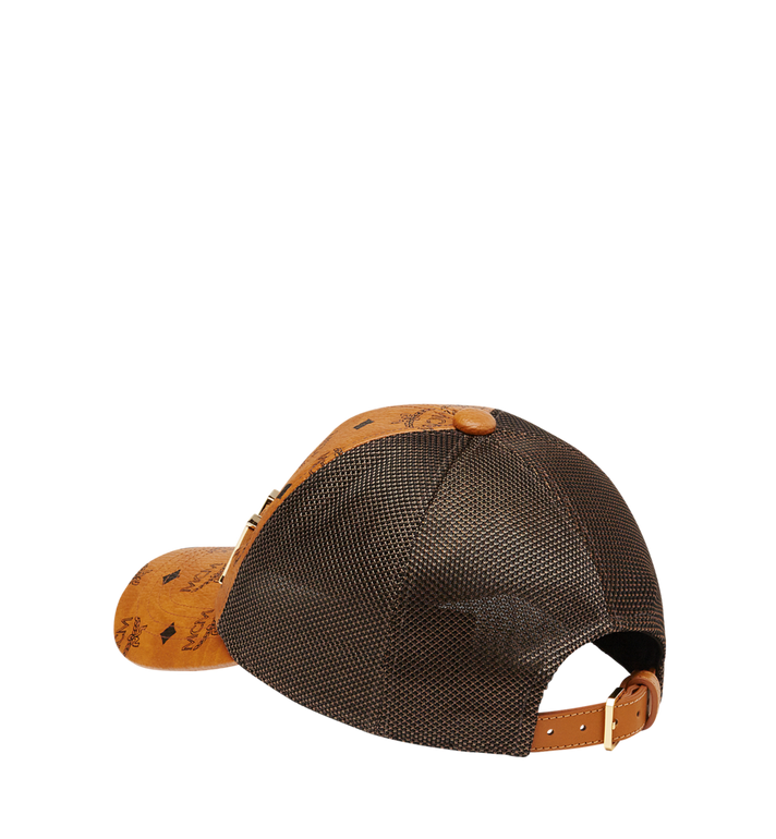 MCM MCM Letter Mesh Cap in Visetos Alternate View 2