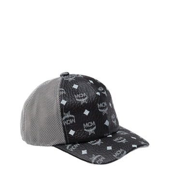 MCM Klassische Kappe aus Netzmaterial in Visetos MEC8S2K01BV001 AlternateView