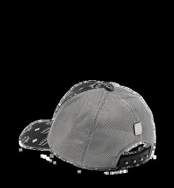 MCM Klassische Kappe aus Netzmaterial in Visetos MEC8S2K01BV001 AlternateView2