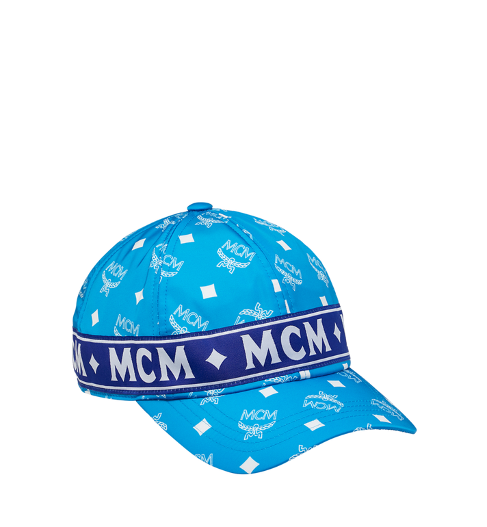 MCM Logo Tape 5-Panel Cap Alternate View