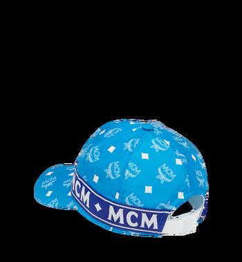 MCM ロゴテープ 5パネル キャップ Alternate View 2