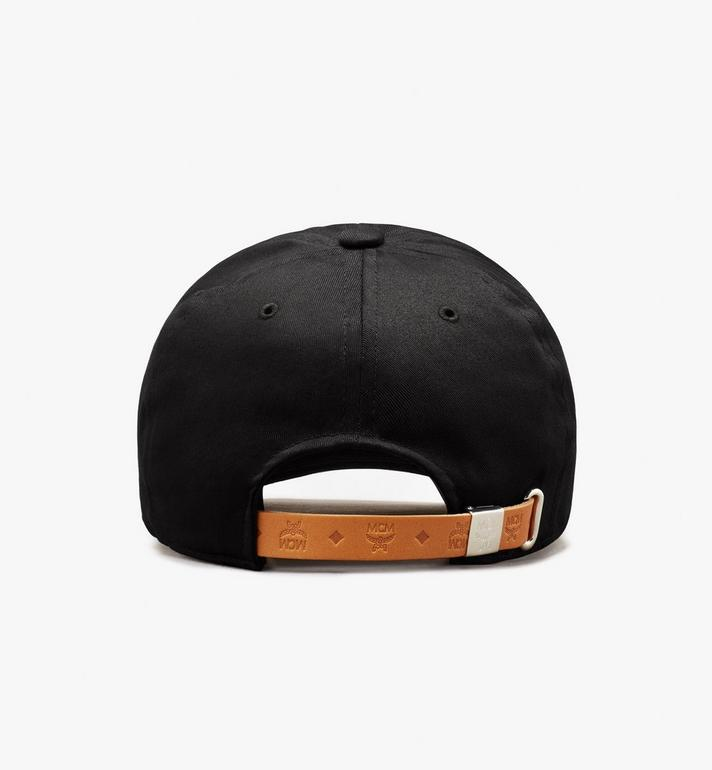 MCM MCM x PHENOMENON Strictly Roots Cap Black MECASJP01BK001 Alternate View 2