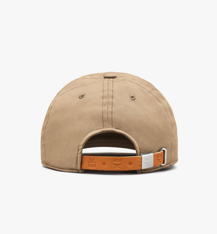 MCM MCM x PHENOMENON Strictly Roots Cap Beige MECASJP01IG001 Alternate View 2