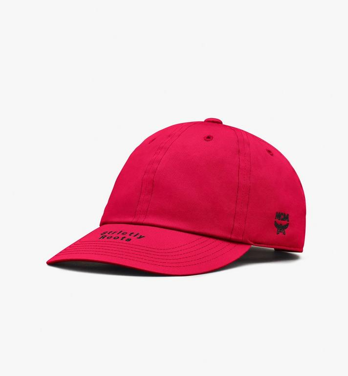 MCM MCM x PHENOMENON Strictly Roots Cap Red MECASJP01RE001 Alternate View 1