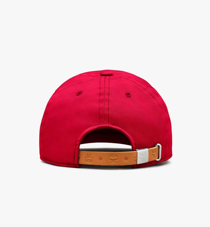 MCM MCM x PHENOMENON Strictly Roots Cap Red MECASJP01RE001 Alternate View 2