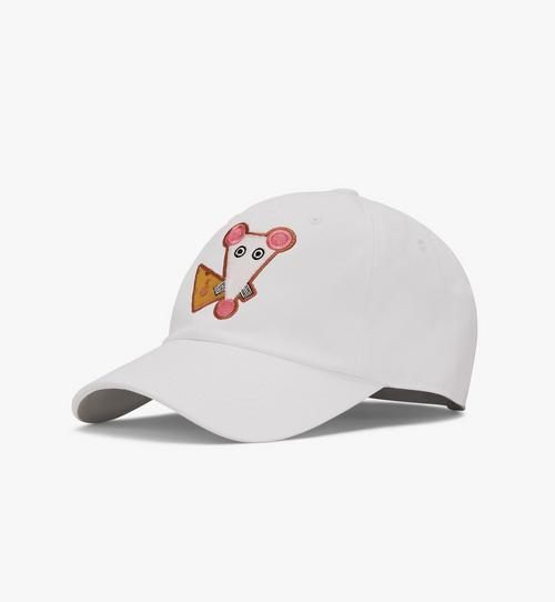 Chinese New Year Mesh Cap