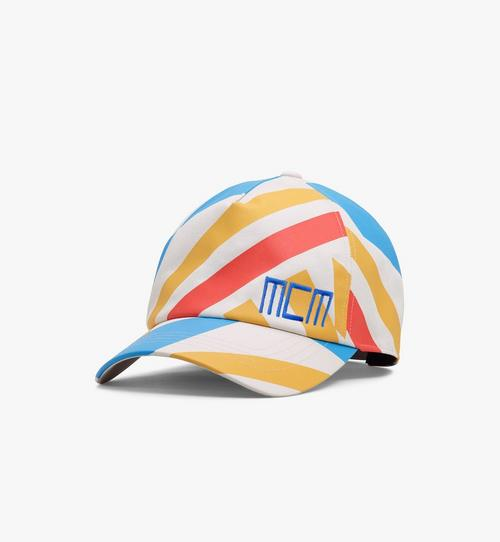 Geo Graffiti Cotton Cap