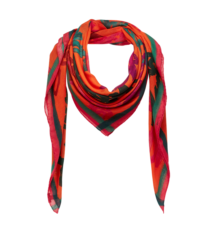 MCM SCARF-LOGOPRINT 9140 AlternateView