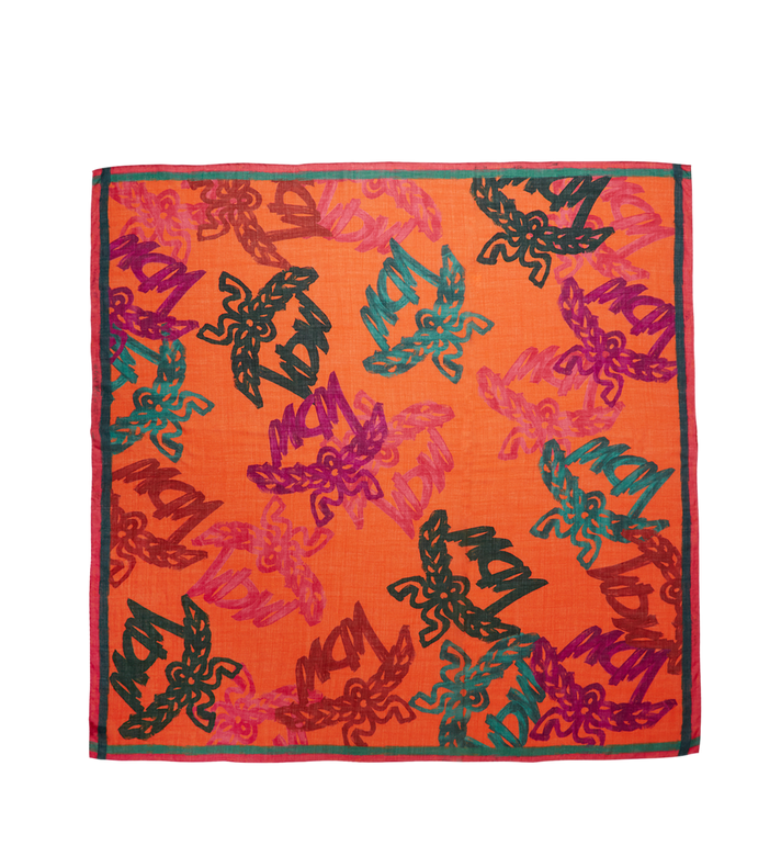 MCM SCARF-LOGOPRINT 9140 AlternateView2