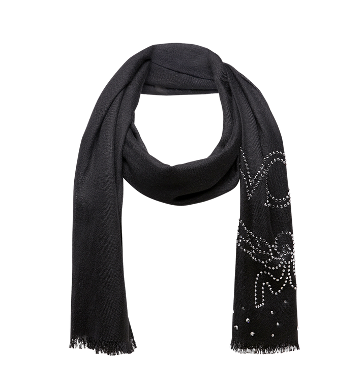 MCM Swarovski Cashmere Stole AlternateView