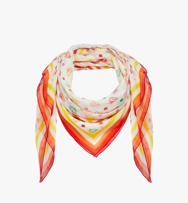 Monogram Silk and Modal Scarf