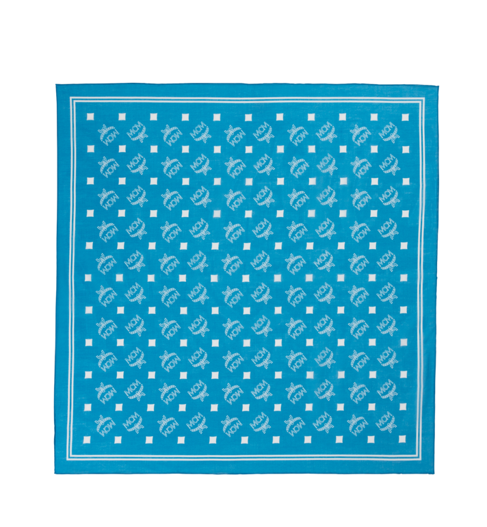 MCM Bandana Schal mit Visetos-Print Alternate View 2