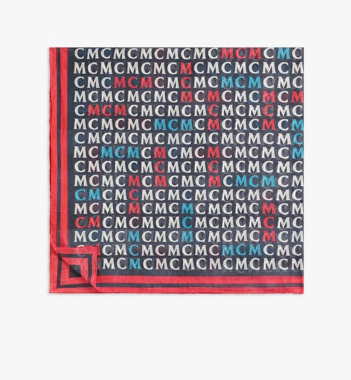 MCM Schal mit MCM-Monogramm Alternate View