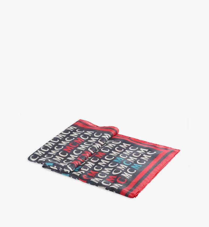 MCM MCM Monogram Shawl Multi MEFAAMD09MW001 Alternate View 2