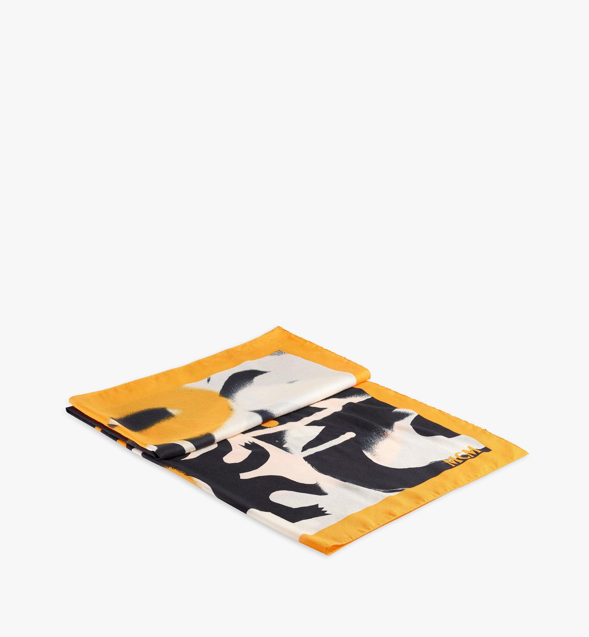 MCM 柏林熊頭巾 Multi MEFAAMM15I3001 更多視圖 1