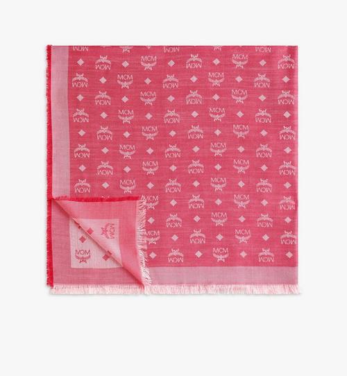 ジャカード モノグラム スカーフ