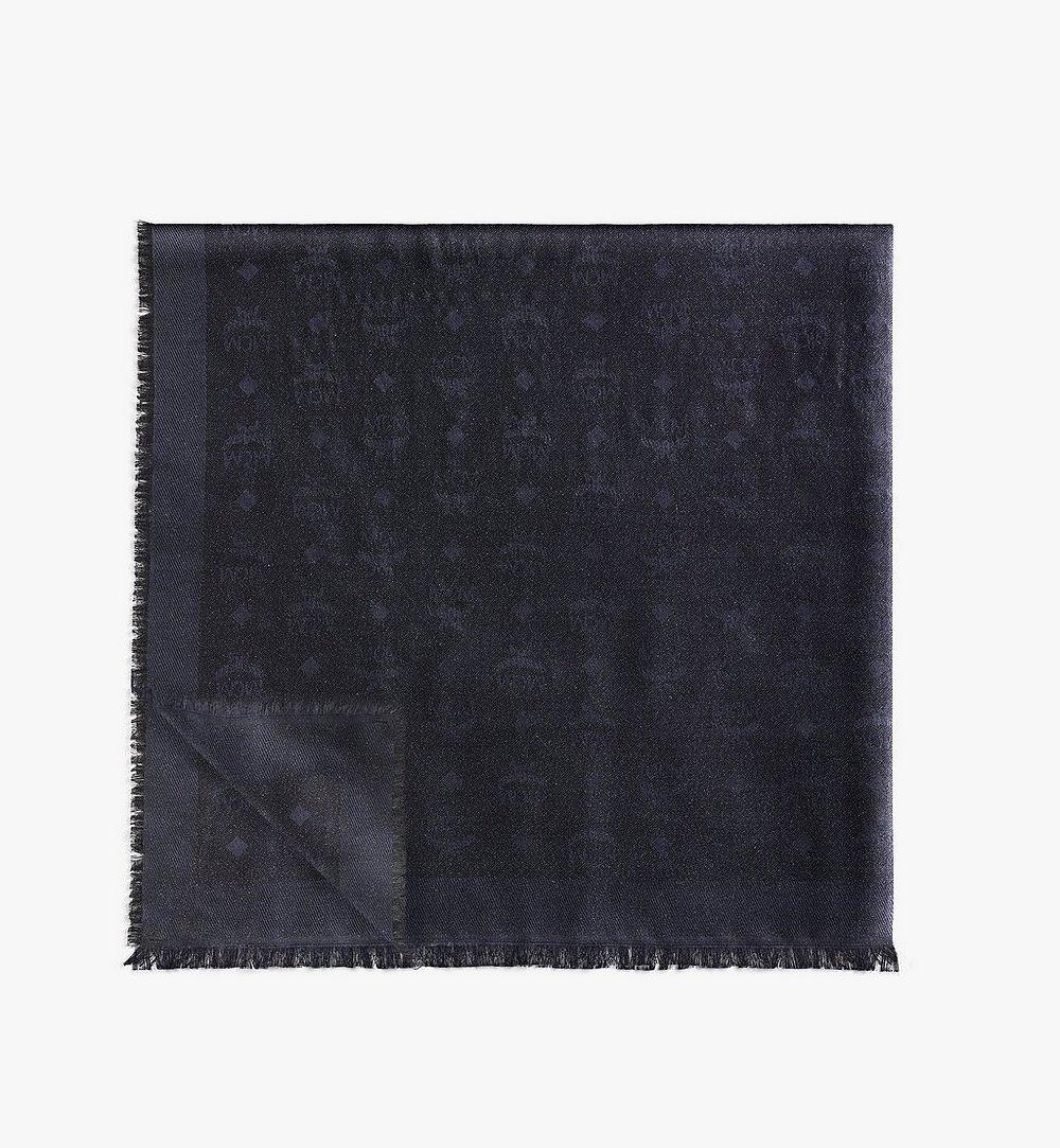 MCM Lurex-Halstuch mit Monogramm Cognac MEFAAMM17BK001 Noch mehr sehen 1
