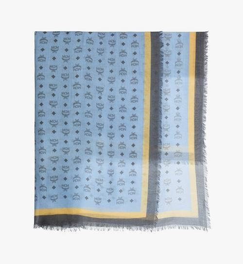 Monogram Wool Shawl