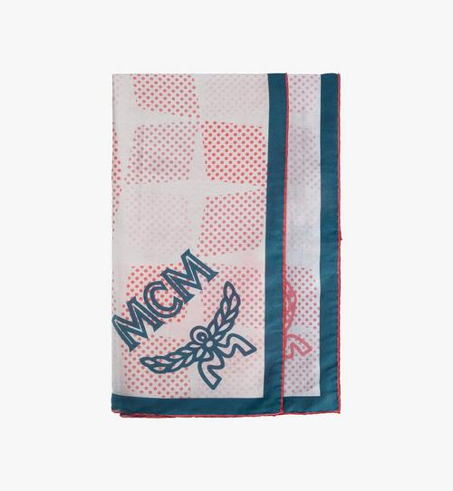 スターパターン スカーフ
