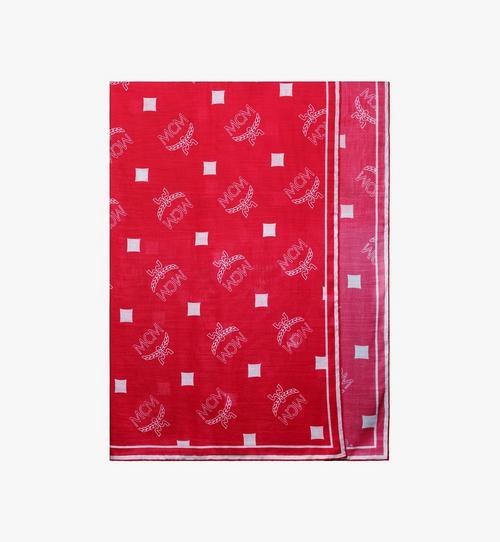 ロゴ バンダナ スカーフ
