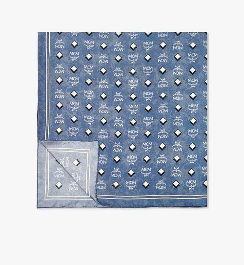 ヴィンテージ モノグラム シルクスカーフ