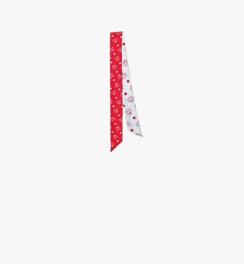 Petite Seidentuch mit Monogramm