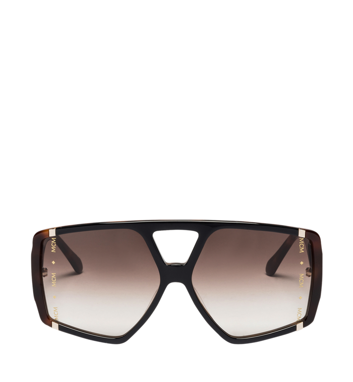 MCM Square Logo Plaque Sunglasses Alternate View