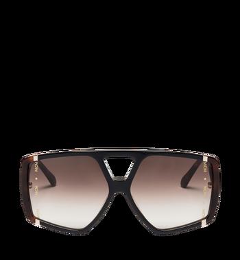 MCM Square Logo Plaque Sunglasses AlternateView