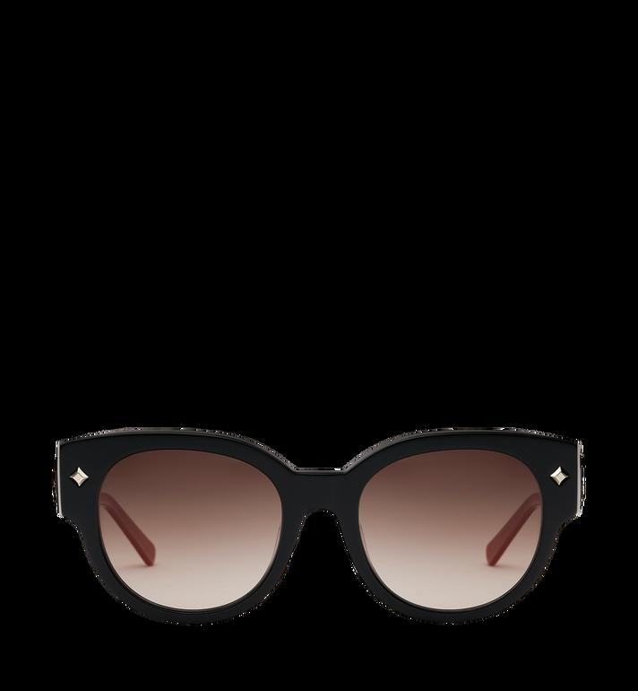 MCM Classic Logo Sunglasses MEG8A2I02BK001 AlternateView