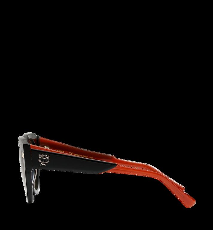 MCM Classic Logo Sunglasses MEG8A2I02BK001 AlternateView2