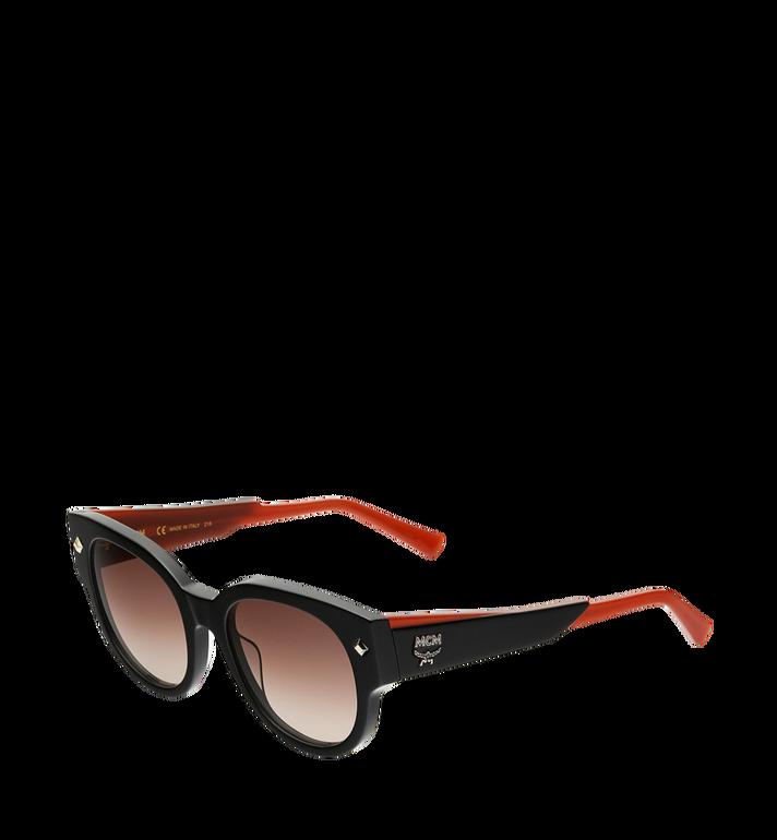MCM Classic Logo Sunglasses MEG8A2I02BK001 AlternateView3