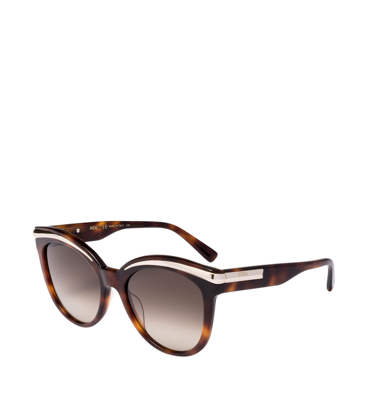 MCM Cat Eye Sunglasses MEG8A2I03NH001 AlternateView2