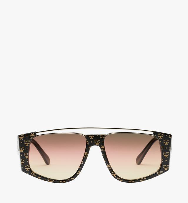 Square Logo Plaque Sunglasses