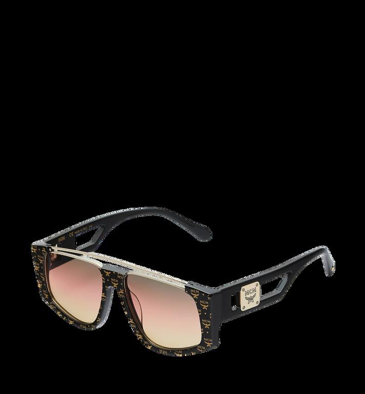 MCM Square Logo Plaque Sunglasses Alternate View 2