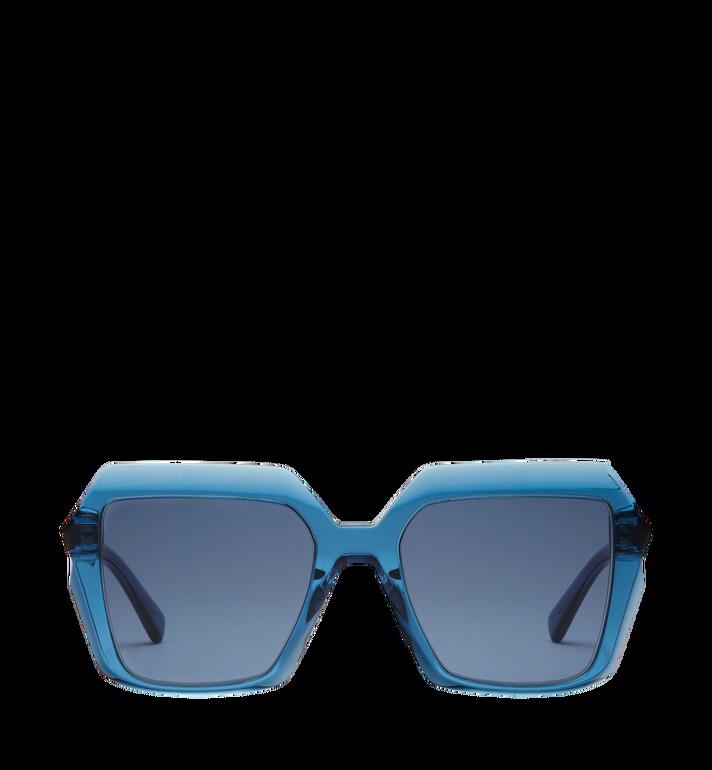 MCM Square Half Diamond Sunglasses MEG8S2I01CT001 AlternateView