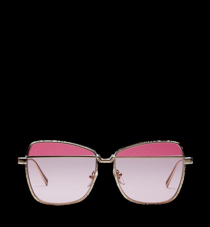 MCM Dual Feel Metal Sunglasses Alternate View