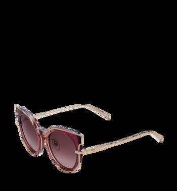 MCM Frame-in-Frame Cat Eye Sunglasses MEG8S2I05PA001 AlternateView2