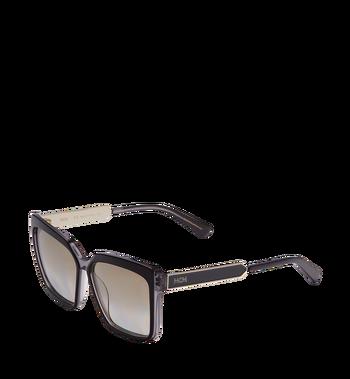 MCM Square Oversized Sunglasses MEG8S2I06BK001 AlternateView2