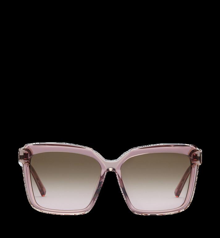 MCM Quadratische Oversize-Sonnenbrille Alternate View